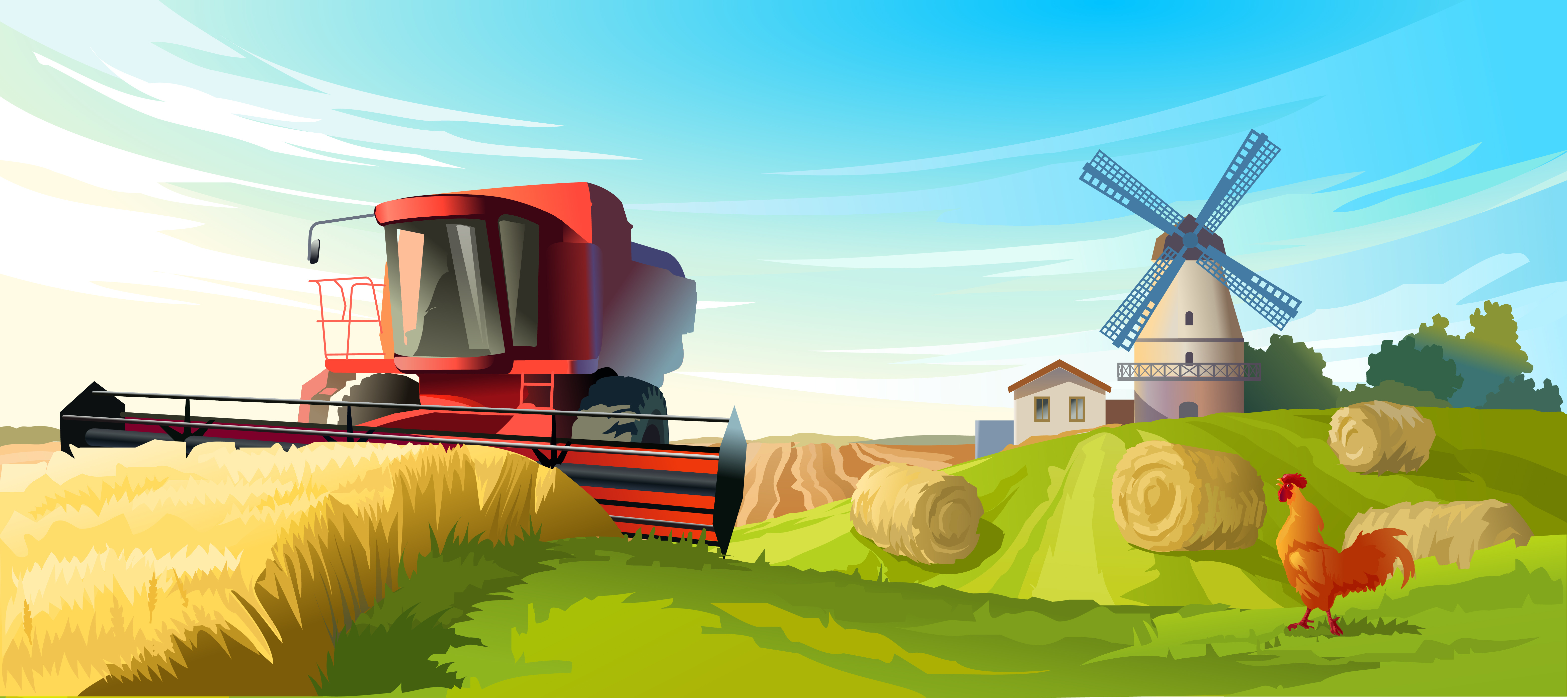 farm tractor as metaphor for cultivate dms